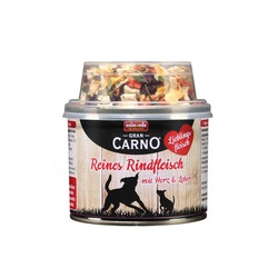 GranCarno Lieblingsfleisch говядина и сушеные овощи