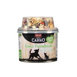 GranCarno Lieblingsfleisch индейка и сушеные овощи