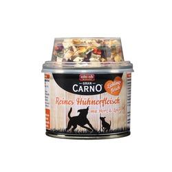 GranCarno Lieblingsfleisch курица и сушеные овощи