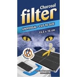 Moderna универсальный фильтр для туалета 15х16 см