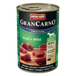 GranCarno Original Adult с говядиной и дичью