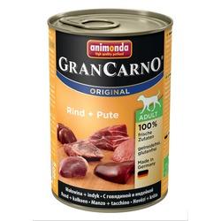 GranCarno Original Adult с говядиной и индейкой