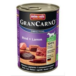 GranCarno Original Adult с говядиной и ягненком
