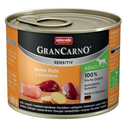 GranCarno Sensitiv c индейкой и картофелем