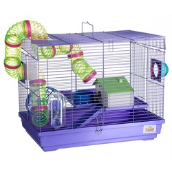 Клетка Kredo для грызунов, 2 этажа