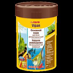 Sera Vipan основной хлопьевидный корм для всех видов рыб
