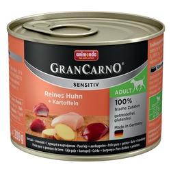 GranCarno Sensitiv c курицей и картофелем