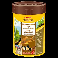 Sera Viformo Корм (таблетки) для сомиков, панцирных цихлид, барбусов