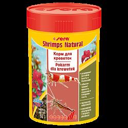 Sera Shrimps Natural Корм для креветок