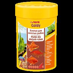 Sera Goldy Основной корм для небольших золотых рыбок