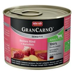 GranCarno Sensitivc говядиной и картофелем
