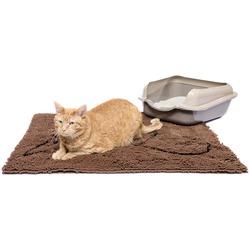 Dog Gone Smart Супервпитывающий коврик для кошек, 58,5х40,5 см, цвет коричневый
