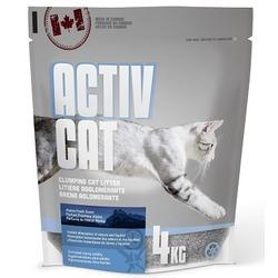 Canada Litter Комкующийся наполнитель ActivCat, аромат альпийской свежести