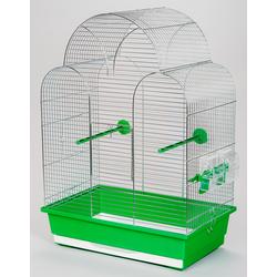 Inter-Zoo клетка для птиц SONIA ZINC, размер 45х28х63 см