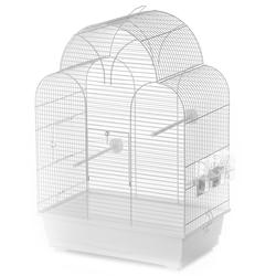 Inter-Zoo клетка для птиц SONIA WHITE, размер 45х28х63 см