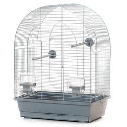 Inter-Zoo клетка для птиц LUSI I ZINC, размер 39х25х53 см