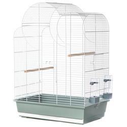 Inter-Zoo клетка для птиц ELIZA WHITE, размер 54х34х75 см
