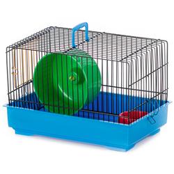 Inter-Zoo клетка для грызунов TEDDY MINI EKO, размер 30х20х20 см