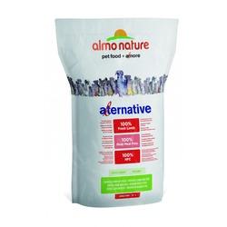 Almo Nature Alternative корм (50% мяса) со свежим ягненком и рисом для собак средних и крупных пород, Alternative Fresh Lamb Rice M-L