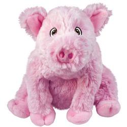 Kong игрушка для собак Comfort Kiddos Pig Свинка 16 см