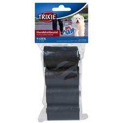 Trixie Пакеты для уборки, размер М, черные, 4 шт. в упаковке