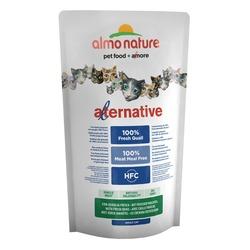 Almo Nature Alternative корм со свежей перепёлкой (50% мяса) для кошек, HFC ALMO NATURE ALTERNATIVE CATS