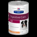 Hill`s I/D диетический консервированный корм для для лечения заболеваний ЖКТ, Hill's Canine i/d, 360 гр.