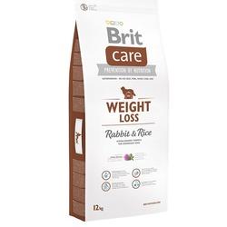 Brit Care Weight Loss Rabbit & Rice гипоаллергенный корм с кроликом и рисом для собак с избыточным весом