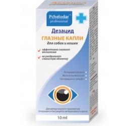 Пчелодар Глазные капли для лечения острых и хронических заболеваний глаз