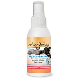 Пчелодар лосьон Здоровая кожа для мягкого очищения, обработки травмированных участков кожи
