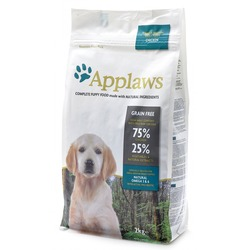 Applaws беззерновой корм для щенков малых и средних пород курица/овощи