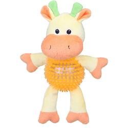 """Dezzie Игрушка для собак """"Корова"""", 25 см"""