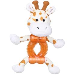 """Dezzie Игрушка для собак """"Жираф"""", 23 см"""