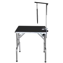 Transgroom SS Grooming Table стол для груминга, 70x48x76h см, цвет черный