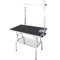 Transgroom SS Grooming Table стол для груминга, 95x55x78h см, цвет черный