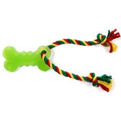 """Доглайк"" ключ с канатом (Doglike), зеленый"