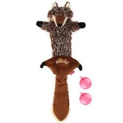 Gigwi Волк с пищалками СВЕРХПРОЧНАЯ игрушка, 37 см