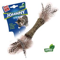Gigwi jOHNNY STICK прессованная кошачья мята, 8 X 2.5 X 2.5 см