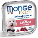 Monge Dog Fresh консервы для собак говядина 100 г