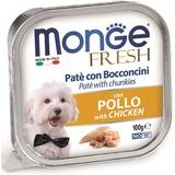 Monge Dog Fresh консервы для собак курица 100 г
