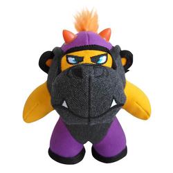 Gigwi игрушка для собак DURASPIKES Маленькая Обезьянка 17 см арт.75446