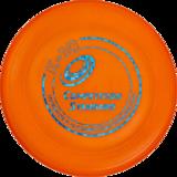 Competition Standard фризби-диск антиблик соревновательный стандарт, большой диск, оранжевый
