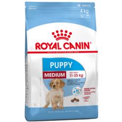 Royal Canine MEDIUM PUPPY сухой корм для щенков средних пород с 2 до 12 месяцев (Роял Канин Медиум Паппи)