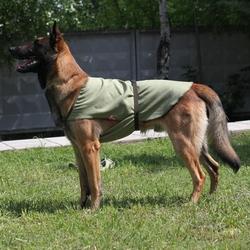 Охлаждающая попона для собак OSSO Fashion