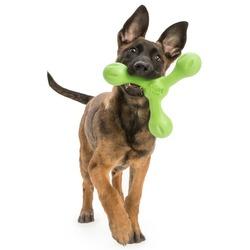 Zogoflex игрушка для собак перетяжка Skamp 22 см зеленая