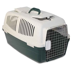 Triol пластиковая переноска для кошек и собак, размер 62х39х38 см