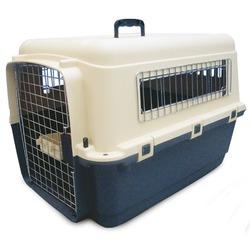 Triol пластиковая переноска для кошек и собак Premium Medium, размер 67,5х51х47 см