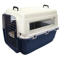 Triol пластиковая переноска для кошек и собак Premium Extra Large, размер 90х60х68 см