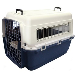 Triol пластиковая переноска для кошек и собак Premium Giant, размер 100х67х75 см