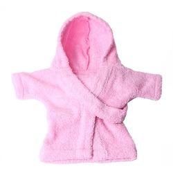 Pretty Pet халат банный махровый для собак, цвет розовый